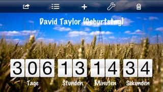 Badge Countdown Pro [Bester Countdown App]Screenshot von 1