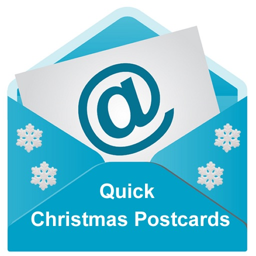 Quick Christmas Postcards