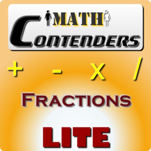 Math Contenders Fractions Lite