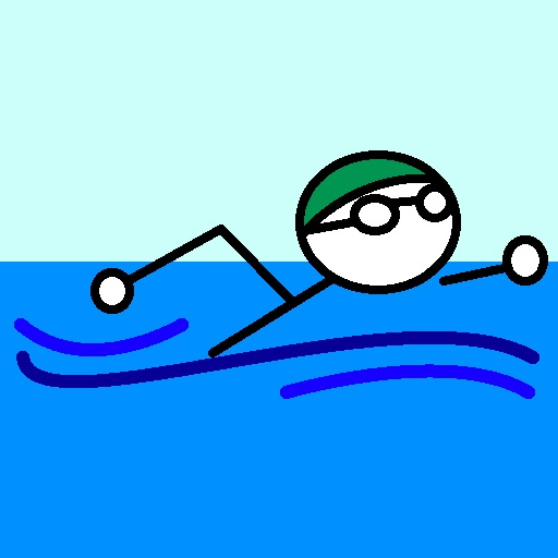Stickman Swimming Pro