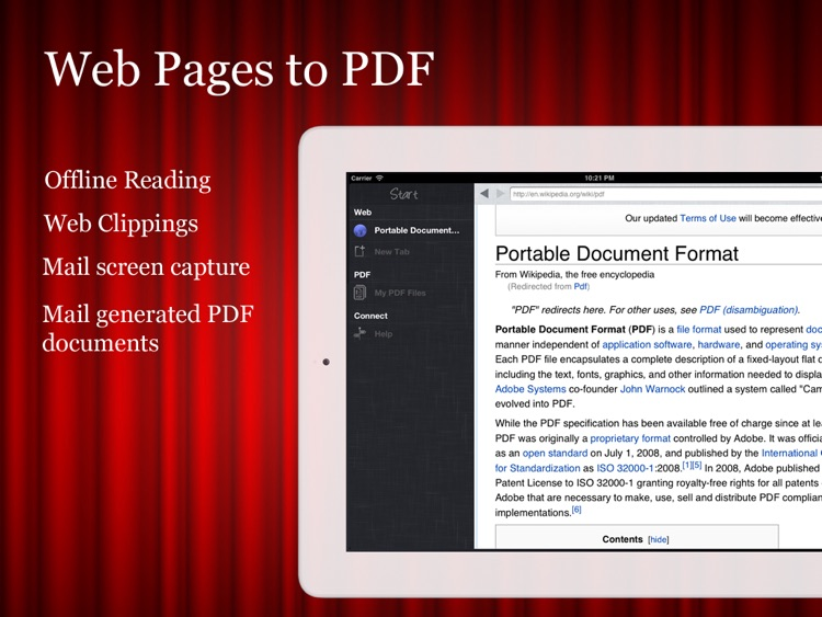 Start Lite (Web to PDF + Browser)