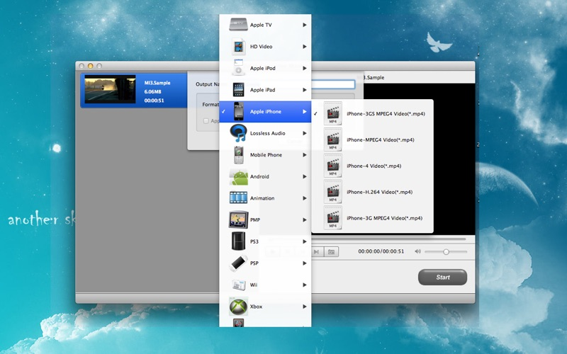 Video Converter Master Screenshot