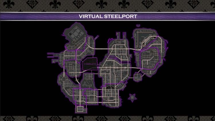 Saints Row 4 Official Map App screenshot-4