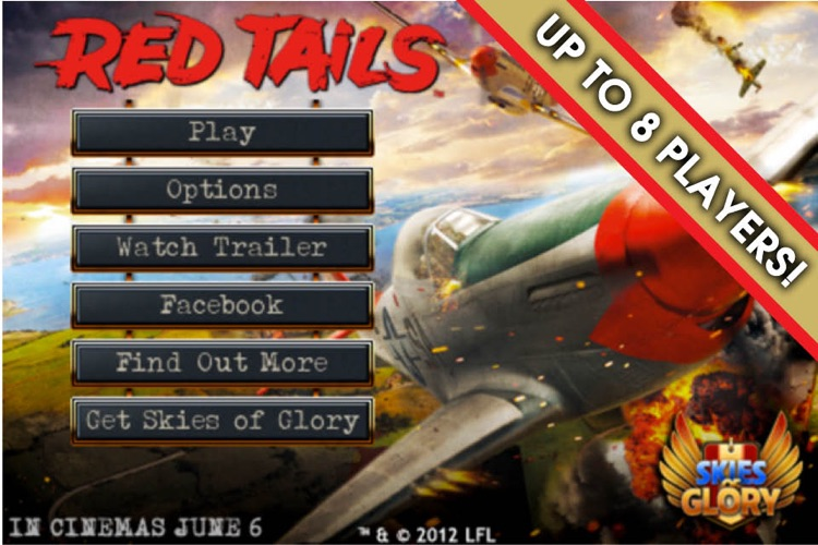 Red Tails™: Skies of Glory US screenshot-3
