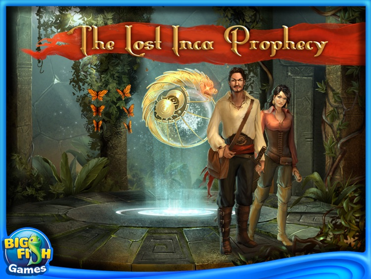 The Lost Inca Prophecy HD screenshot-0