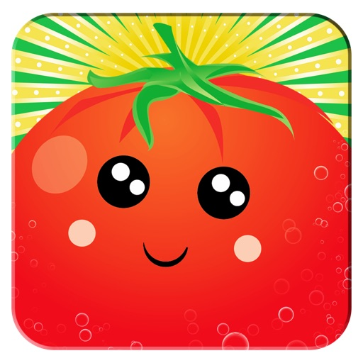Tomato Pop! The Chain Reaction Game