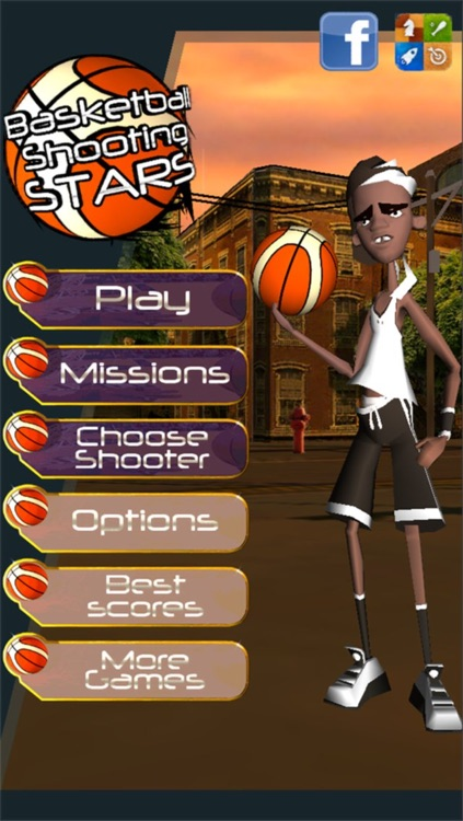 Basketball Shooting Stars screenshot-4
