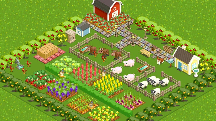 Farm Story™ screenshot-1