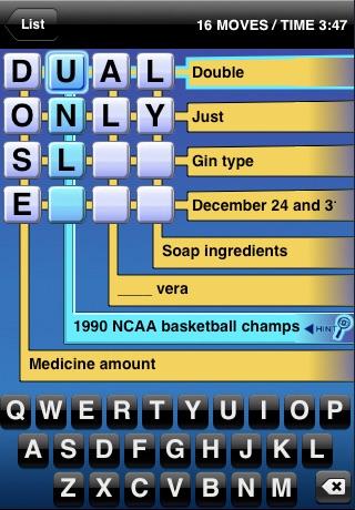 Usa Today Crosswords Apprecs