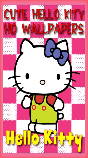 HD Cute Hello Kitty Wallpapers On The App Store