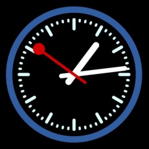 Analog Clock (FREE) icon