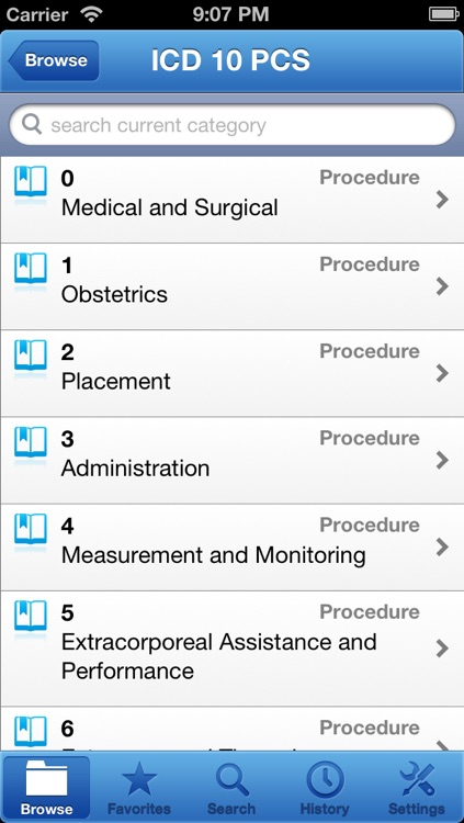 ICD 10 Lite 2013 screenshot-3