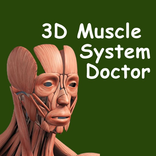 3D Muscle System Doctor icon