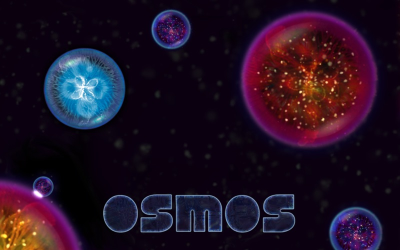 Screenshot #1 for Osmos