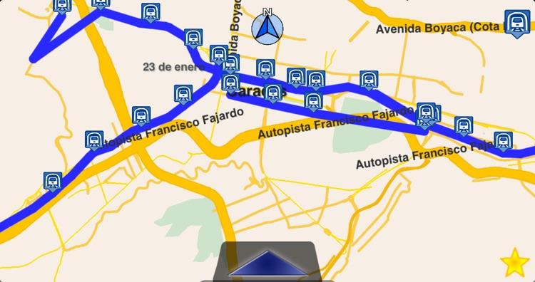 Caracas Offline Map
