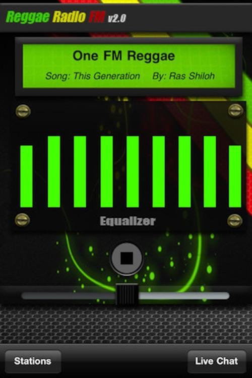 Reggae Radio FM