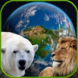 Amazing Earth 3D: Wild Friends