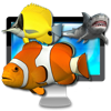 Desktop Aquarium 3D LIVE Wallpaper & ScreenSaver - Useless Creations Pty Ltd