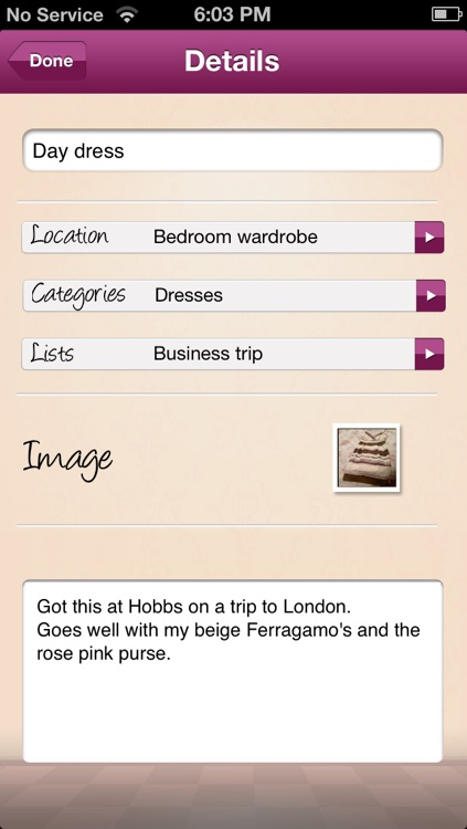 What's In My Wardrobe? screenshot-3