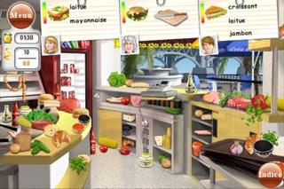 Screenshot #1 pour Gourmania