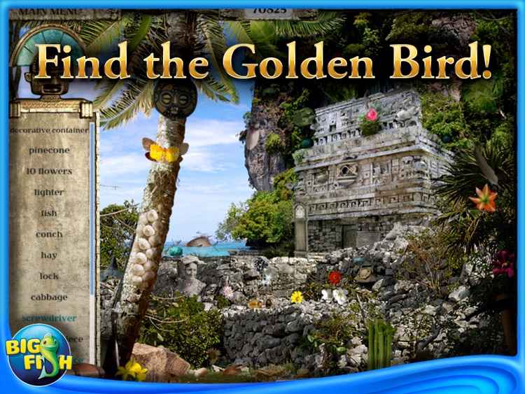 Youda Legend: The Golden Bird of Paradise HD screenshot-4