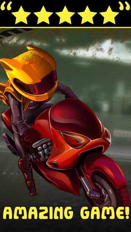 Speed Bike Racing