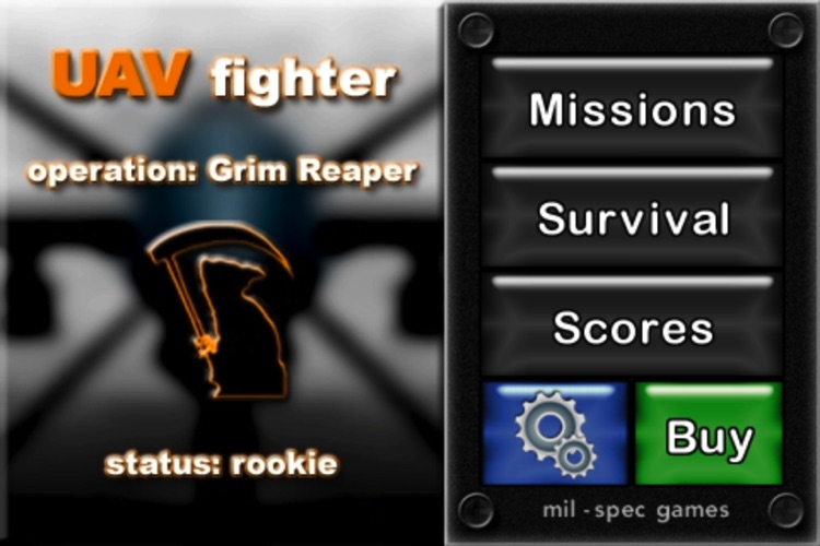 UAV Fighter Free screenshot-4