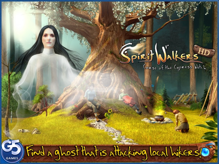 Spirit Walkers: Curse of the Cypress Witch HD screenshot-0