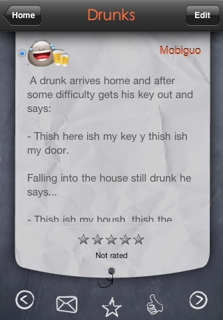 Jokes! Lite  The world's best jokes app screenshot-1