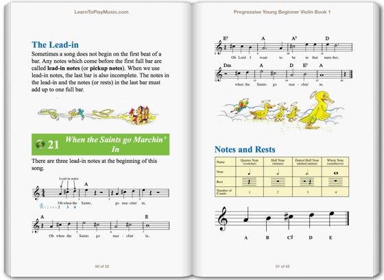 ‎Violin Lessons for Kids - Book 1