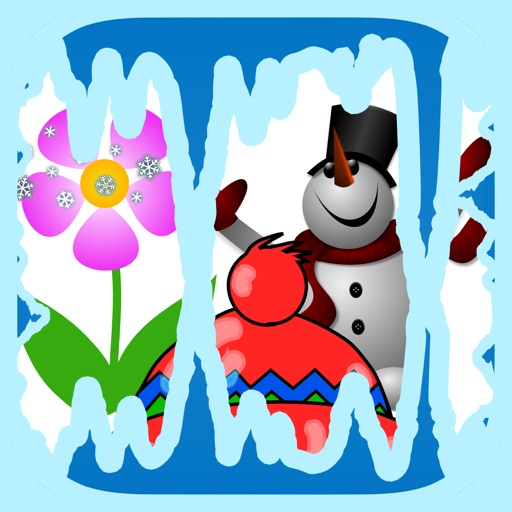 Winter Mountain Climbers: Mission - Flowers Rescue iOS App