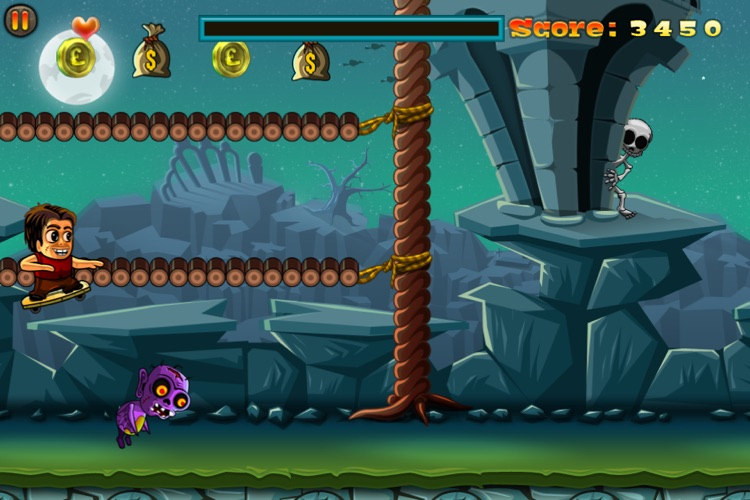 Scary Dash screenshot-2