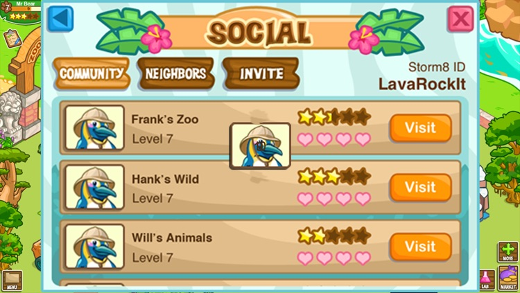 Zoo Story 2™ - Best Pet and Animal Game with Friends! screenshot-4
