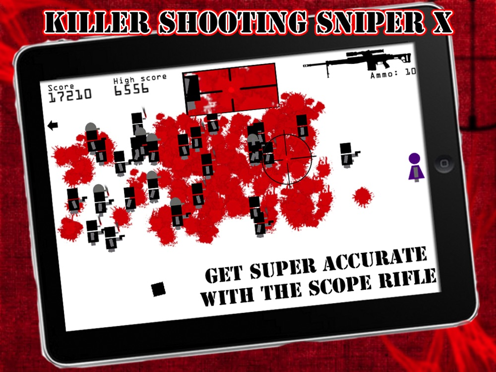 Killer Shooting Sniper X - HD game version hack tool