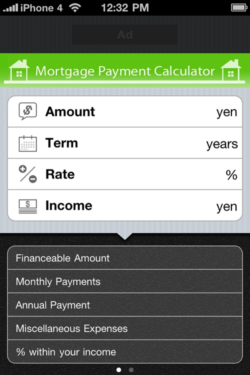 Mortgage Payment Calculator+