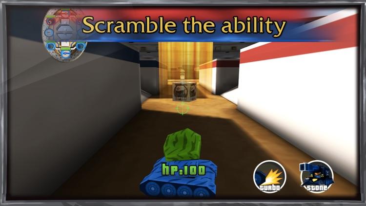 Tank Legend online (League of tanks) screenshot-4