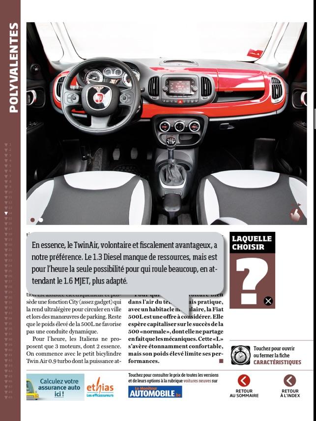 App store moniteur automobile guide d achat 2013 for Guide achat moniteur pc