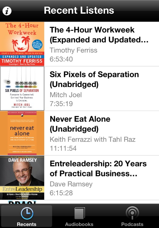 Remarkable - Notes for audiobooks and podcasts screenshot-4