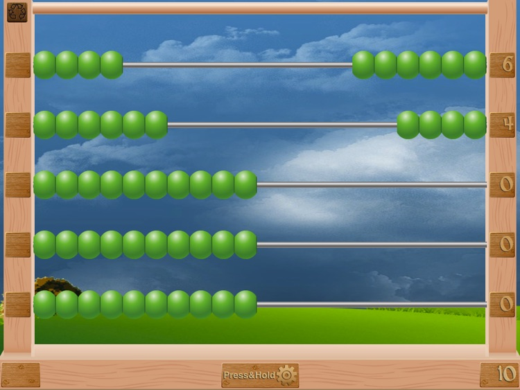 Abacus in Augmented Reality screenshot-3