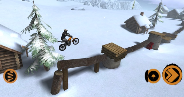 TrialX2 Winter Free Screenshot