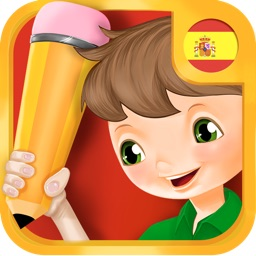 Bud's First Spanish Words - Spanish for Kids (Vocabulary, Spelling, Reading and Grammar)