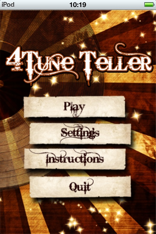 4Tune Teller screenshot-1