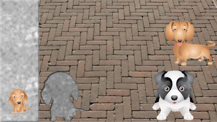 Puppy Dog Puzzles for Toddlers and Kids - Educational Puzzle Games screenshot-3
