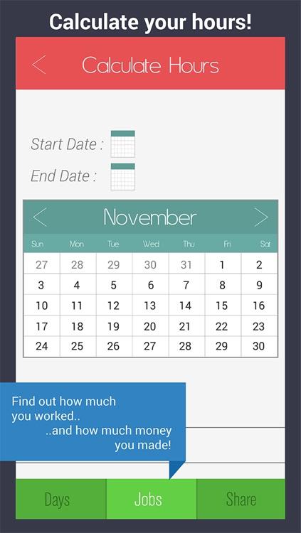 Shift Calendar - Work Schedule Manager & Job Tracker