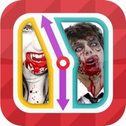 TicToc Pic: Zombie or Vampire Reflex Test Game