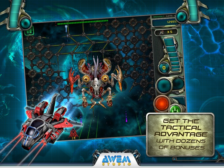 Star Defender 3 screenshot-1
