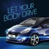 Peugeot 208 - Let your body drive - iPhoneアプリ