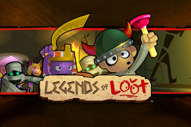 Legends of Loot screenshot-4