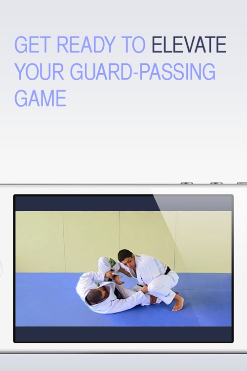 BJJ Guard Passing  - Andre Galvao Jiu Jitsu Vol 4