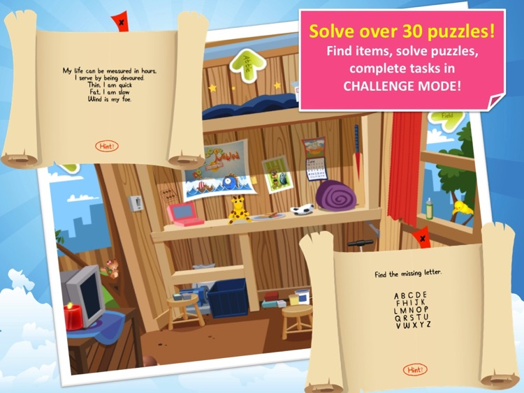 Fido's Treehouse Scavenger Hunt screenshot-3